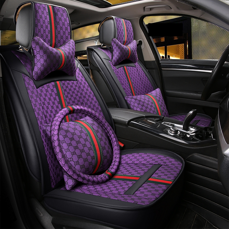 Car seat cover automobiles accessories For Citroen c elysee c2 c3 c4 grand picasso pallas c4l c5 ds5 xsara picasso berlingo in Automobiles Seat Covers from Automobiles Motorcycles