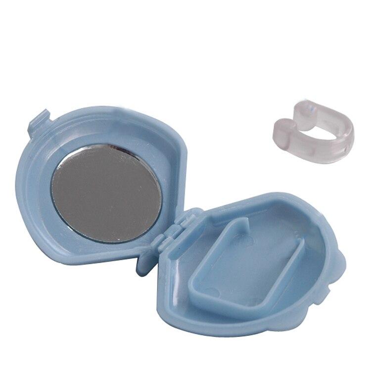 Mini snoring Device Anti Snoring Silicone Ventilation Nose ...
