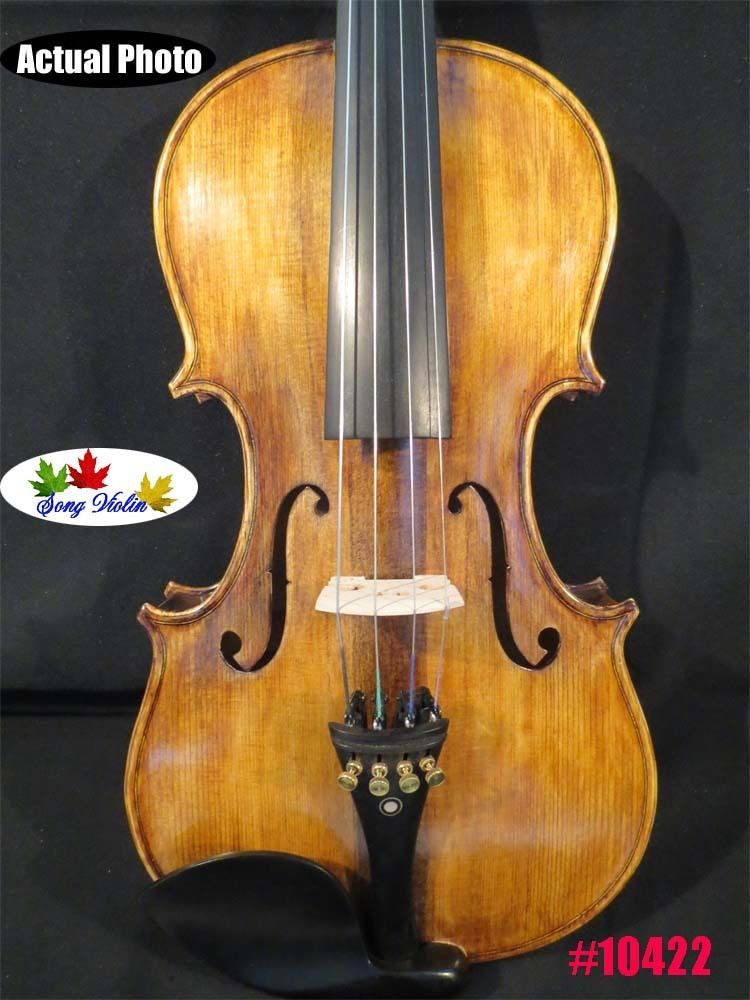 Guarneri style SONG Brand Maestro 15 12 viola,huge and powerful sound 10422