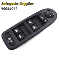 96644915 Power Window Switch For Peugeot 308 5 Door Hatchback Wagon Master Window Switch 2008 2013