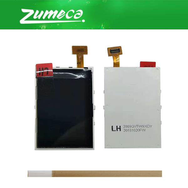 Original Quality For <font><b>Nokia</b></font> 5000 5130 C2-01 5220 3610 5220 7100S 7210C 2700 <font><b>2730</b></font> LCD Display Screen Replacement Part With Tape image