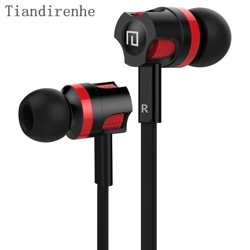 JM26 3 5mm In ear Stereo font b Headphone b font Earphones Headset Super Bass Sound