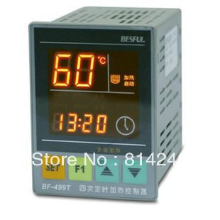 Free shipping, BF-499T: Pitt River four timed heating controller, timer thermostat