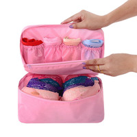 L Size Travel Accessories Bags For Bra Underwear Underpant Clothing Finishing Pouch Fashion Toiletry Cosmetic Storage