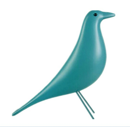 Different Styles modern classical bird designer furnishings decorations house simple modern Home living room resin dove Crafts