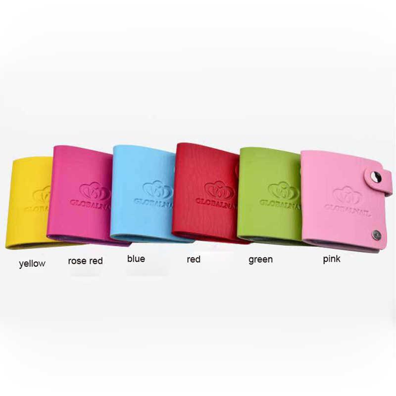 נייל Stamping כיס תיק עבור 55mm חותמת צלחות אריזת כלי ערכות מניקור אמנות אחסון ארגונית אבזרים