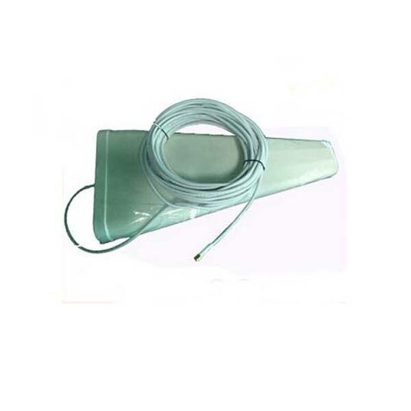 Hotselling 4 Г LTE (700-2700 мГц) с Высоким Коэффициентом Усиления широкая полоса 11dbi открытый 10 М кабель SMA мужской антенна LPDA