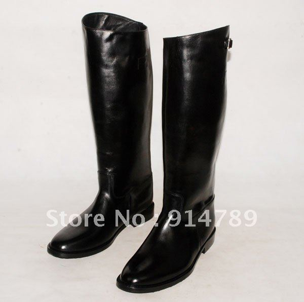 Wwii German Officer Leather Boots In Sizes 31689 In Shoes