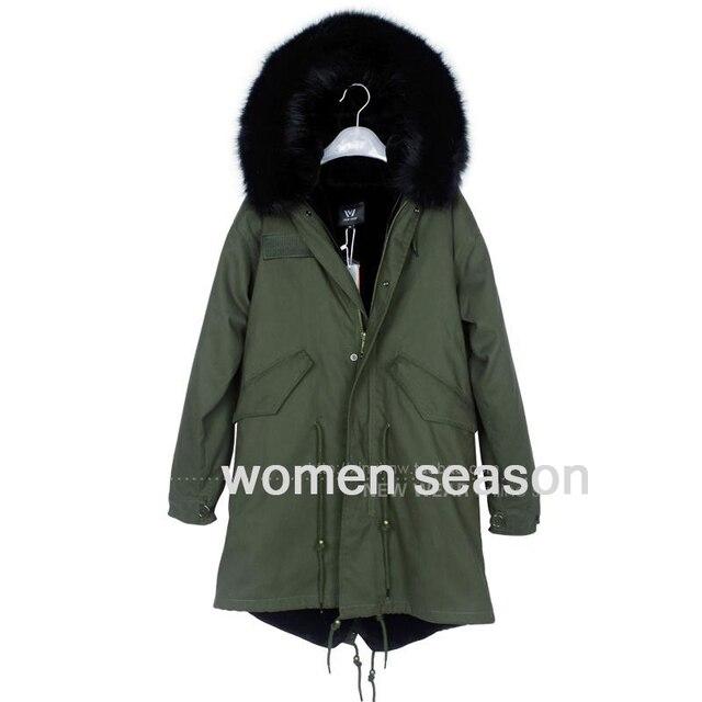 Cheap Down Parka 2016 Womens Down Jackets Winter Jacket Women Warm Winter Coat Women Big Fur Collar Hooded Long Jacket Female 1631