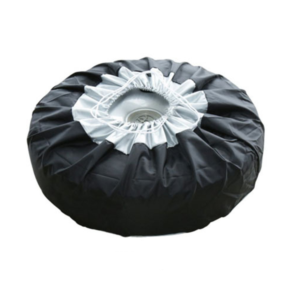 1/2/4pcs Tire Case Tire Protection Cover Waterproof Car Lightweight Tyre Spare Cover UV-proof Wheel Protective Storage Bags