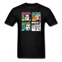 Hip Hop Green Day Printed Funny 3D T Shirt Men Women Casual Cotton O Neck Rock