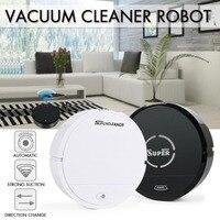 Useful Smart Rechargeable Home Auto Cleaner Robot Microfiber Smart Robotic Mop Floor Corner Dust Cleaner Sweeper Vacuum Cleaner