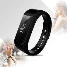 2017 оригинал умный браслет bluetooth v4.0 водонепроницаемый сенсорный экран фитнес-трекер здоровья браслет сна монитора smart watch