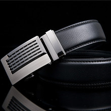 New Men Brand Belt Business Luxury Brands Genuine Leather Belt