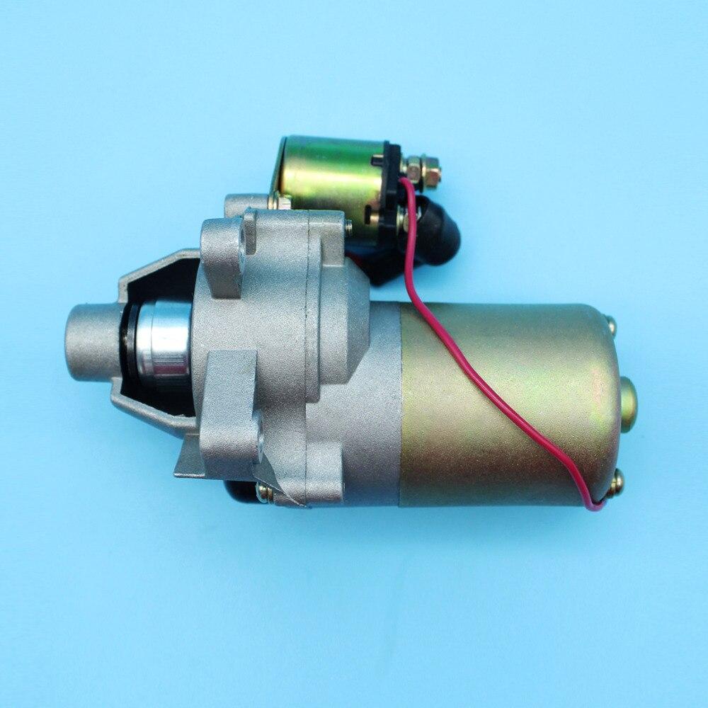 Anlasser Starter Ersetze Motor für Honda 11HP und 13HP Gx340 Gx390 Motoren Auto