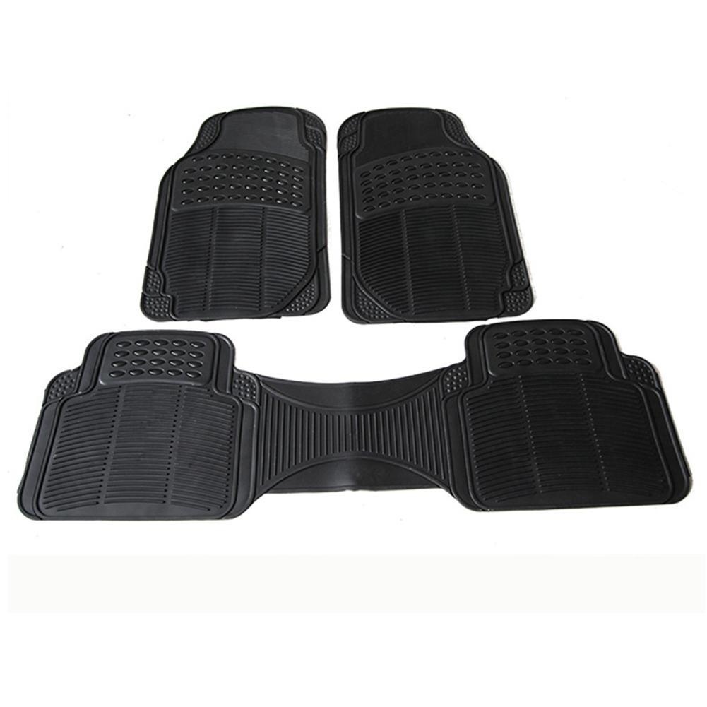 Dragon pad 3 pièces/ensemble universel résistant à l'usure Auto tapis de sol pour Auto