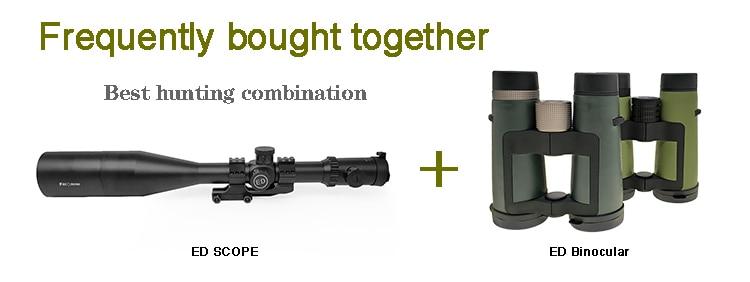 scope + binocular