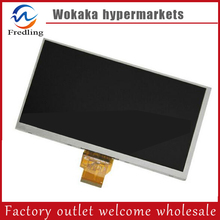 New 7INCH 40PIN 163*97 LCD TFT Screen FOR Digma HIT HT 7070MG HT7070MG TABLET LCD Display replacement Free Shipping