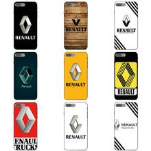 Renault S.ads Logo For Huawei Honor Mate 6A 7A 7X 8A 8C 8X 9 10 20 P8 P10 P20 P30 Lite Pro 2017 Back Phone Case(China)
