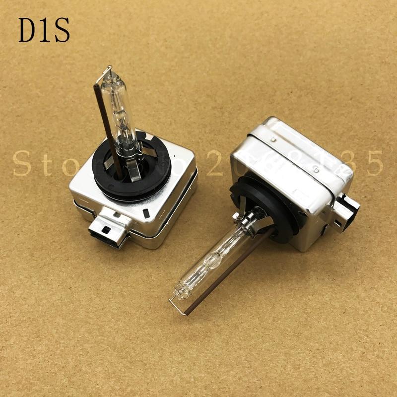 Kiváló minőségű fényszóró izzók Bule szín D1S D2S D2R D3S D4S D4R 4300K 5500K 35W 12V Toyota Audi Bmw Benz