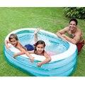 Для домашнего Использования Большой Размер Надувные Площади Плавательный Бассейн Воды Сохранение Тепла Детская Площадка Piscina Bebe Zwembad A198