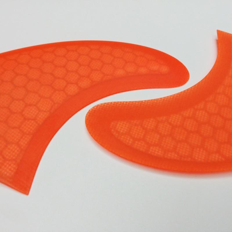 Új design FCS Quad Fins SUP szörfdeszka FCS G3 + GL Fin Honeycomb - Vízi sportok - Fénykép 4