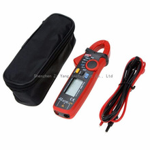 купить UNI-T UT210E Digital Multimeter True RMS AC/DC Current Mini Clamp Meters Capacitance Tester Digital Earth Ground Multimeter по цене 3027.95 рублей