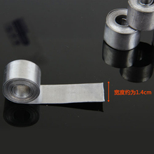 Lead Sheet Strip Lead Sinker Tin Roll Fishing Supplies Fishing Accessories Fishing Tackle 0.3mm 0.4mm 0.5mm 0.6mm GYH