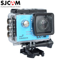 Original SJCAM SJ5000X 4K 24fps 2K 30fps Wifi Sport DV 1080P FHD Gyro Waterproof Outdoor Mini