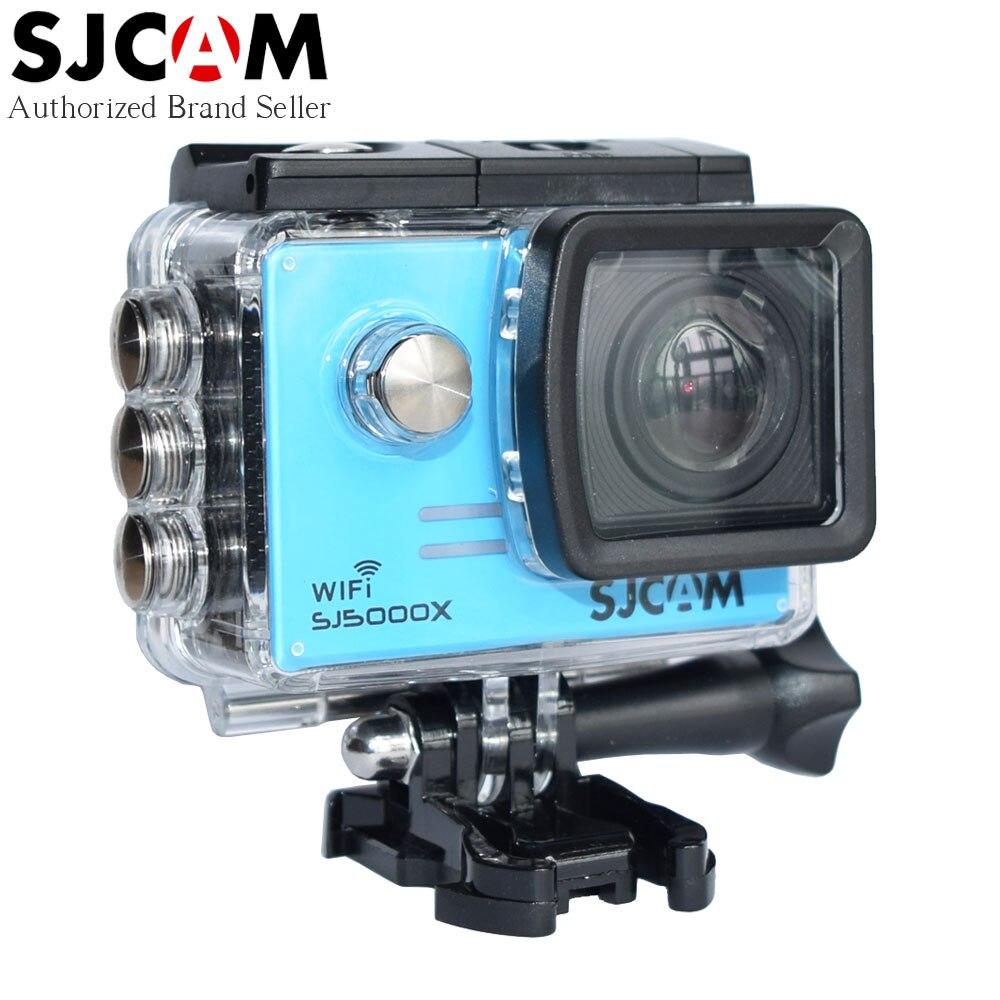 Original SJCAM SJ5000X 4K 24fps 2K 30fps Wifi Sport DV 1080P FHD Gyro Waterproof Outdoor Mini Action Camera Model SJ5000X Elite sport elite se 2450