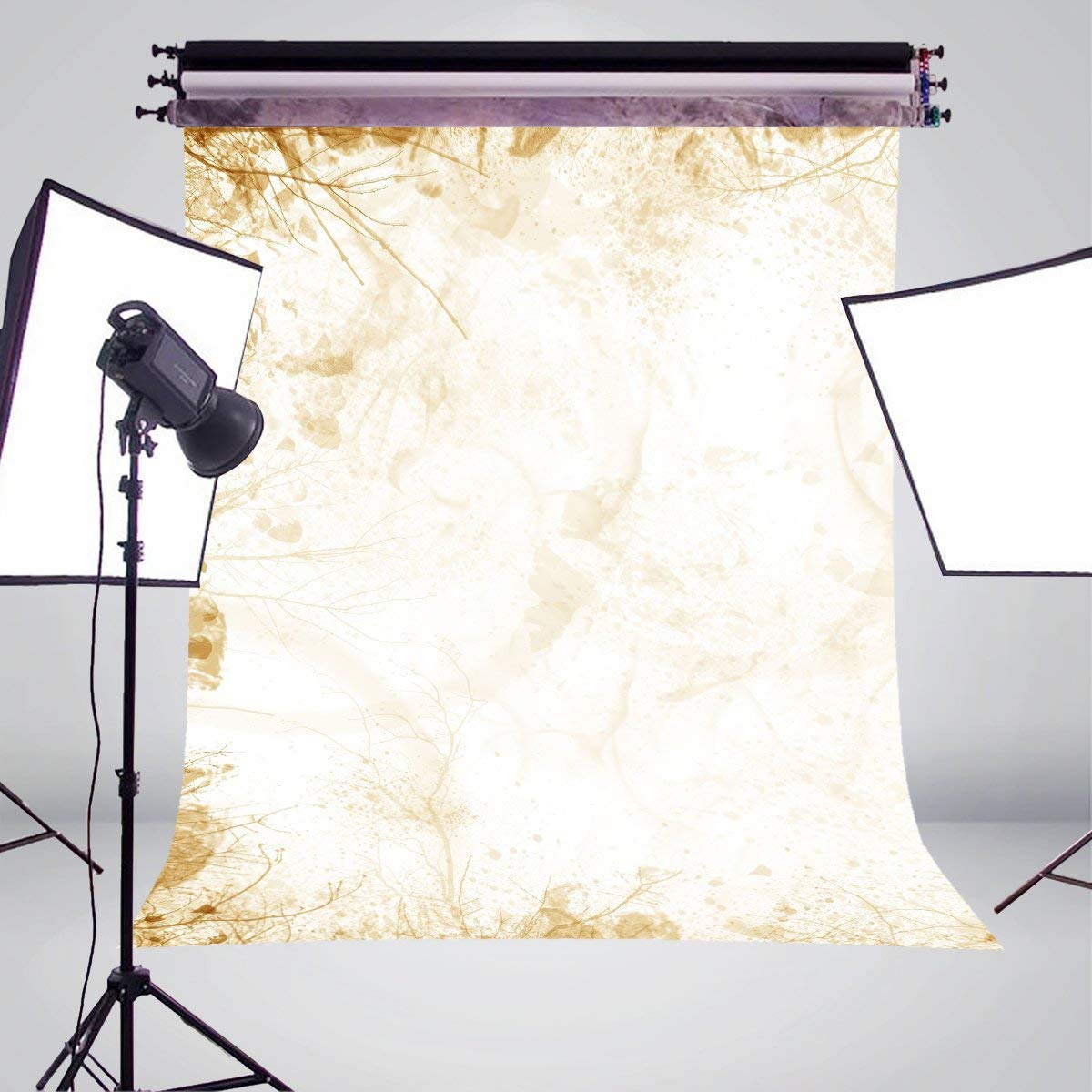 Image 3 - Bright Dry Twigs Photography Background Painting Backdrop Natural Scenery Photo Studio Props Backdrop Wall 5x7ft-in Photo Studio Accessories from Consumer Electronics