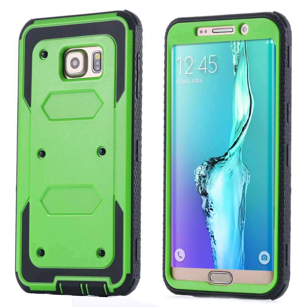 bd90f9c73d8 Newest PC + TPU Hard Case Cover For Samsung Galaxy S6 Edge Plus Hybrid Dual  Layer Armor Phone Cover Capa For Galaxy S6 Edge Plus on Aliexpress.com