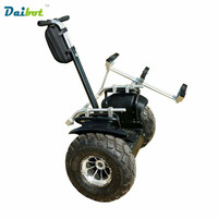 2017 New 19 Inch Golf Ball Rack Scooter Off Road 2 Wheels Electric Scooters Hoverboard With