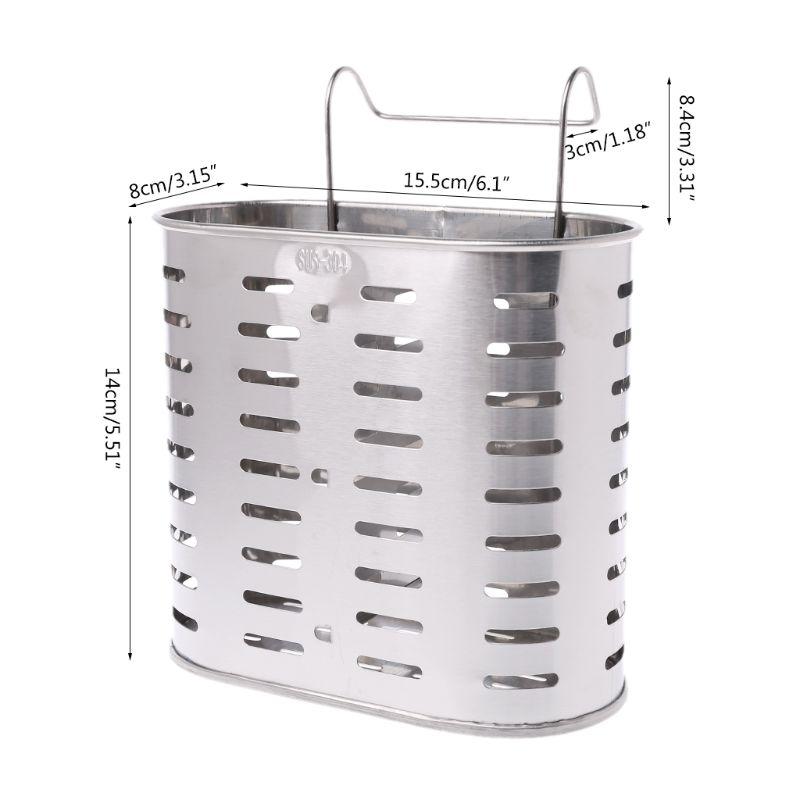 Utensilio de cocina de acero inoxidable de 12 piezas Juego de Gadget /& con Colgante del sostenedor del estante
