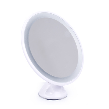 3X 7X Magnification magnifying Mirror Sucker Makeup Mirror With LED Light USB Charging Cosmetic Magnify Mirror or Plane Mirror