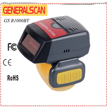 GS 03 Mini Ring Barcode Scanner With 4.0 Bluetooth,High Quality,Barcode Reader