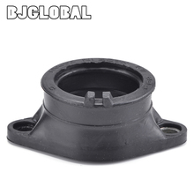 Motorcycle Carburetor Interface Adapter Intake Pipe Rubber Manifold Adjuster For Suzuki 13110-42A12 13110-42A01 DR 200 TS 250