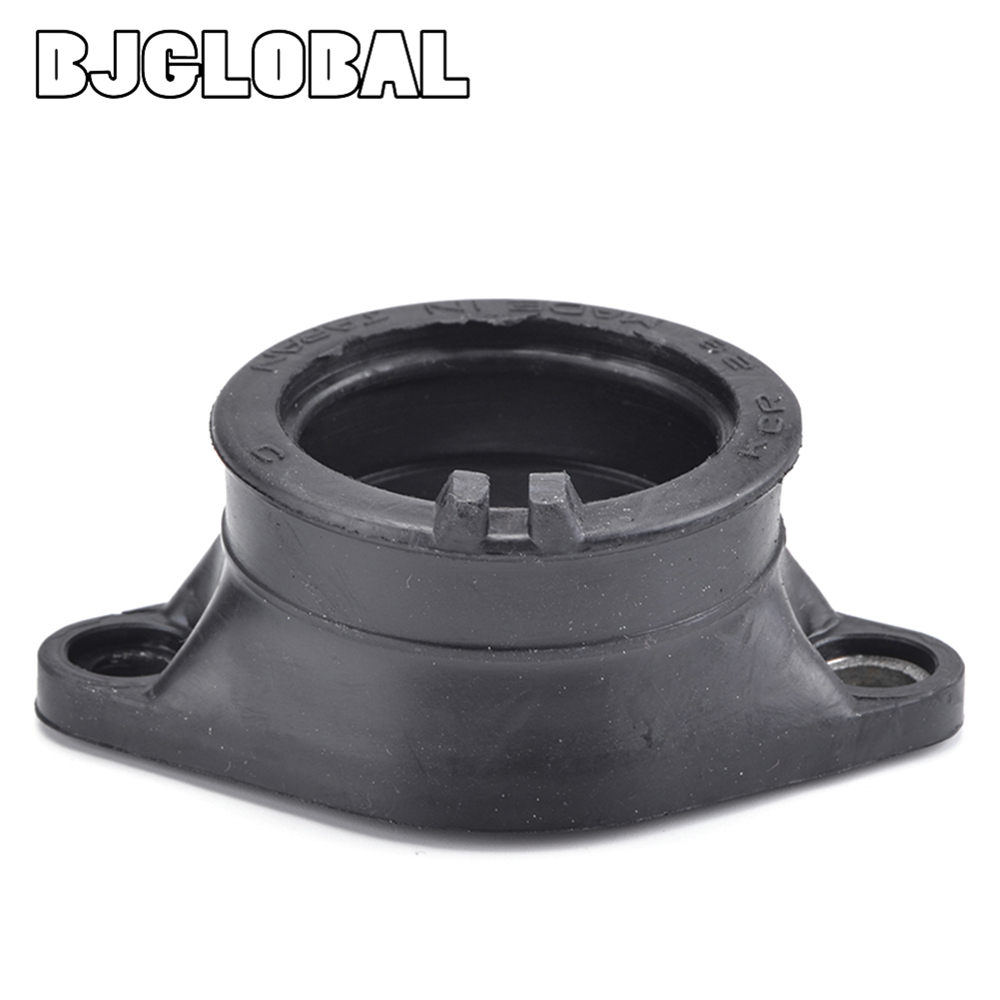 Motorcycle Carburetor Interface Adapter Intake Pipe Rubber Manifold Adjuster For Suzuki 13110-42A12 13110-42A01 <font><b>DR</b></font> <font><b>200</b></font> TS 250 image