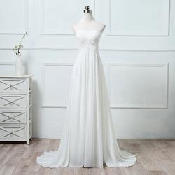 FADISTEE elegant wedding party Dresses appliques Real Photo Plus Size Vintage Lace Wedding Dresses Princess Vestido de Noivas 2