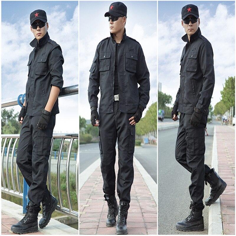 Tattico Da Vestito Black