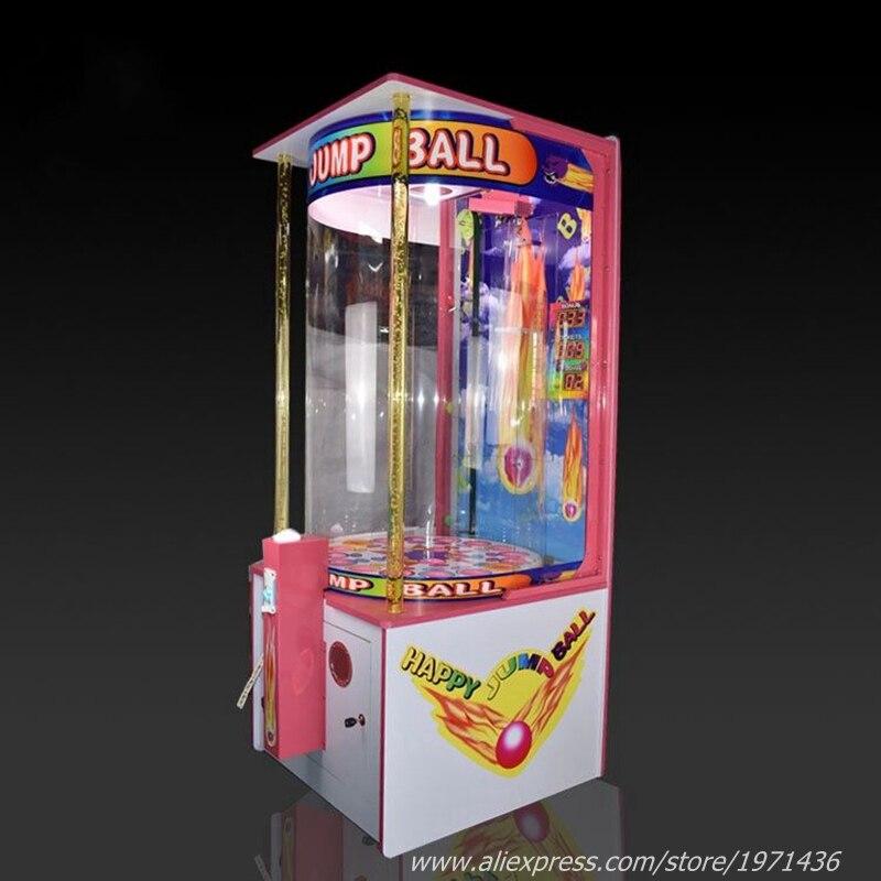 Jump Balls Tickets Redemption Coin Operated Arcade Game Machine