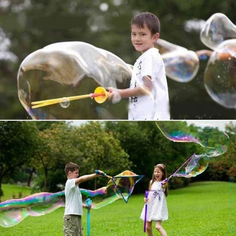 High Sell Large Bubble Western Sword Shape Bubble Sticks Kids Soap Bubble