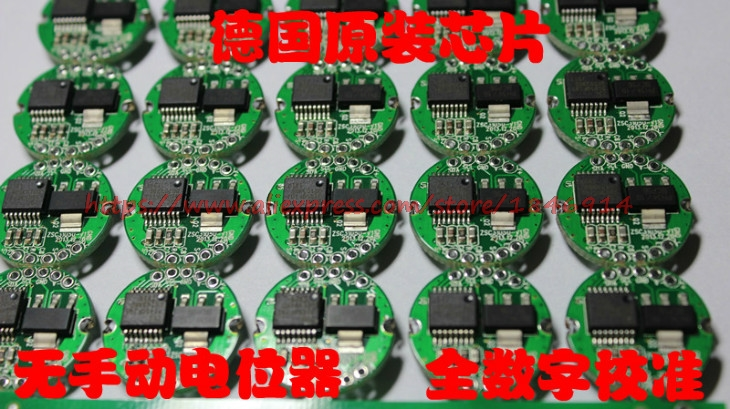 Pressure Transmitter Circuit Board, ZDM31050 Intelligent Conditioning Module