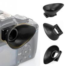 Vente chaude caméra en caoutchouc oculaire œilleton pour Canon 550D/300D/350D/400D/60D/600D/500D/450D DSLR caméra oeil tasse accessoires 18mm &