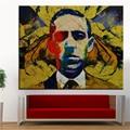 Lovecraft Impressão em tamanho grande Pintura A Óleo pintura de Parede Início Decorativa pintura Retrato Da Arte Da Parede Para Sala de estar Sem Moldura