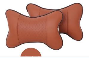 Image 2 - Car seat head cushion Car Headrest Breathe Car Auto Seat Head Neck Rest auto Headrest Pad