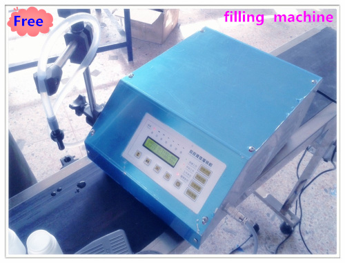 Digital Control Liquid Filling Machine Controlled By Micro-computer Anti-dripping3-3000ml  precisely easy operation numerical control liquid filling machine on sale