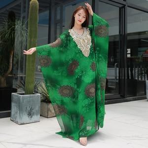 Image 4 - 2019 Belly Dance Khaleegy Robe Woman Carnival Costume Belly Dance Dress Abaya Dubai For Women