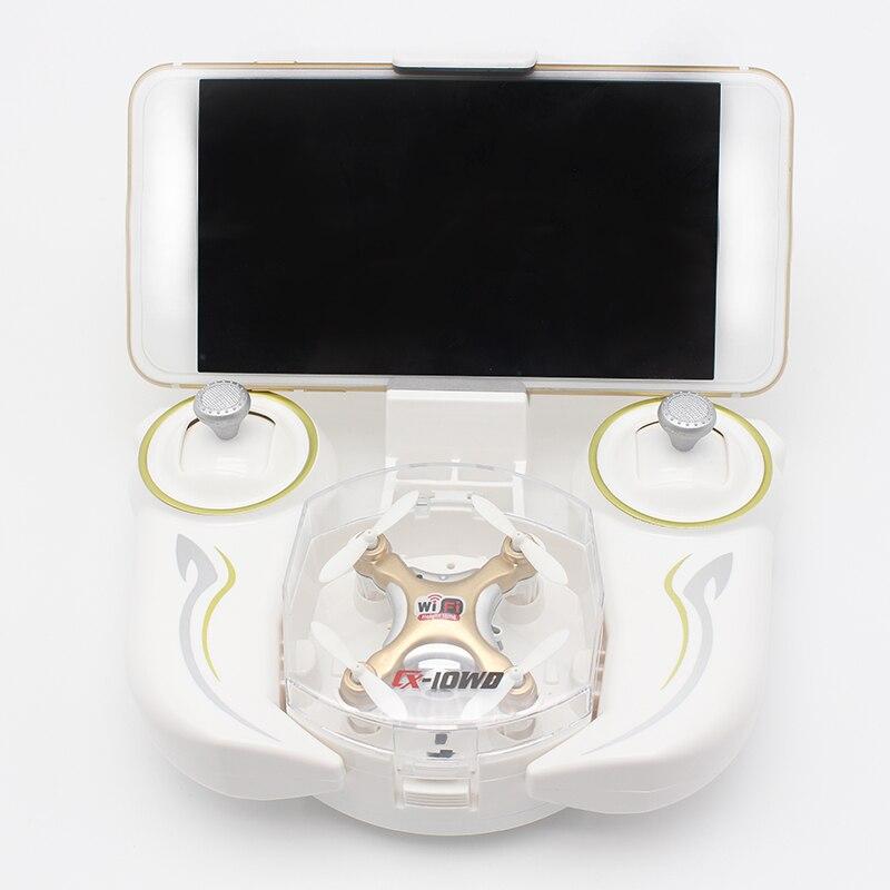 Cheerson CX 10WD CX10WD TX Mini Wifi FPV With High Hold Mode 0 3MP Camera 2