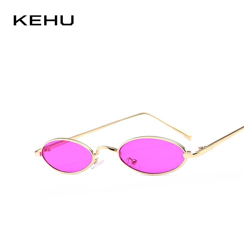 Kehu señoras gato ojo Gafas de sol moda Marcos Gafas alta calidad ...